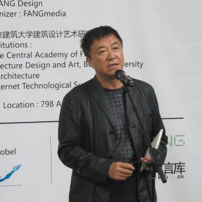 01 Curator Fang Zhenning 290x290 - Researching 16 Years of Chinese Architecture: Architecture China • 1000 on Display at the 798 Art Factory