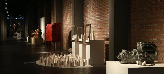 "2015 ""Zeng Zhushao Sculpture Art Fellowship"" National Academies Excellent Sculpture Exhibition opened"