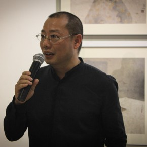 "03 Prof. Chen Qi Director of Graduate Division CAFA 290x290 - The First Exhibition of ""Reform"" the Second Talented Youth Residency Project opened at Enjoy Museum of Art"