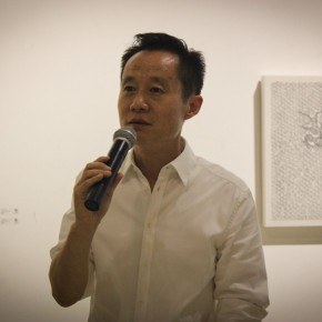 04 Curator of Enjoy Museum of Art Wang Feiyue