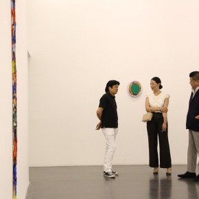 "05 Exhibition view of ""How to Make a Sexy Painting"" 290x290 - ""How to Make a Sexy Painting: Ma Shuqing 2015"" opened at Inside-Out Art Museum"