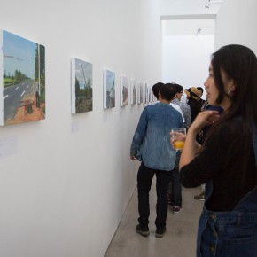 "05 Exhibition view of Diary of an Empty City 290x290 - Reproduce the Art Reality of ""A Ghost City"" Ordos: Diary of an Empty City Liu Xiaodong's Solo Exhibition Debuted at the Faurschou Foundation Beijing"