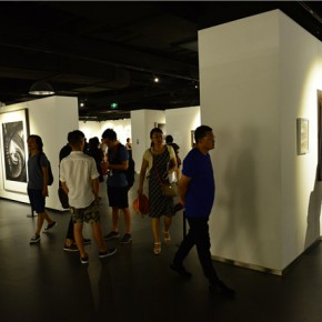 05 Installation view of the exhibition 290x290 - Pattern · Style – the First Chinese Painting Exhibition for the Ph.D. students opened at the Rhythm Art Museum