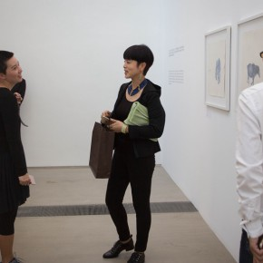 "10 Exhibition view of Diary of an Empty City 290x290 - Reproduce the Art Reality of ""A Ghost City"" Ordos: Diary of an Empty City Liu Xiaodong's Solo Exhibition Debuted at the Faurschou Foundation Beijing"