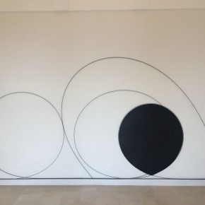 """11 Exhibition View of Paining the Present 290x290 - The group show """"Painting the Present"""" dedicated to contemporary painting, opens September 5 at Certosa di San Giacomo"""