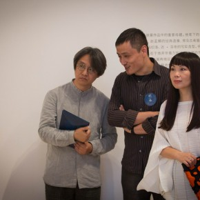"11 View of the opening ceremony 290x290 - Xu Lei's Solo Exhibition ""Fugue"" opened at Suzhou Museum"