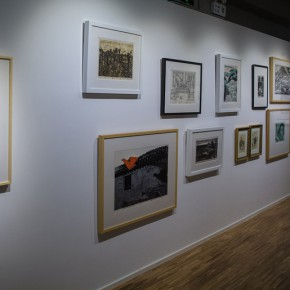 """12 Exhibition view of """"Print Summit"""" 290x290 - """"Print Summit – The Communication Exhibition of Print Works by Artists from the East and the West"""" opened at the Gauguin Gallery"""