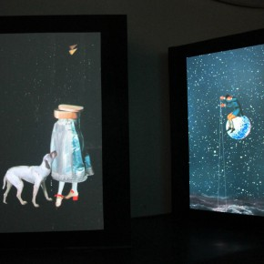 """12 Installation View of""""Wu Junyong Portrait of Light"""" 290x290 - Focusing on Recent Creations by Young Artists: Four Exhibitions Unveiled at Hive Center for Contemporary Art"""