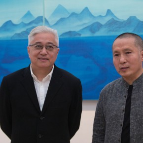 "12 View of the opening ceremony 290x290 - Xu Lei's Solo Exhibition ""Fugue"" opened at Suzhou Museum"