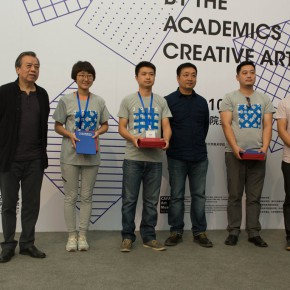 "13 Group photo of the winners and honored guests 290x290 - ""Original Creative Art 2015 by the Academics"" opened: Focusing on the Creative State of the Art Students"