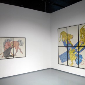 """14 Installation View of""""Wu Junyong Portrait of Light"""" 290x290 - Focusing on Recent Creations by Young Artists: Four Exhibitions Unveiled at Hive Center for Contemporary Art"""