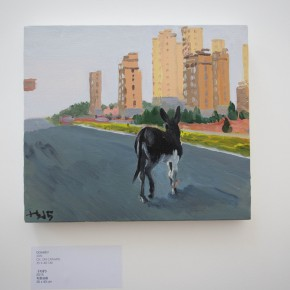 "15 Exhibition view of Diary of an Empty City 290x290 - Reproduce the Art Reality of ""A Ghost City"" Ordos: Diary of an Empty City Liu Xiaodong's Solo Exhibition Debuted at the Faurschou Foundation Beijing"