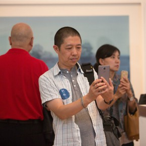 "15 View of the opening ceremony 290x290 - Xu Lei's Solo Exhibition ""Fugue"" opened at Suzhou Museum"