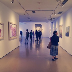 16 Exhibition View of IVY ART 2015 · Chinese Young Artists Annual Exhibition 290x290 - IVY ART 2015 · Chinese Young Artists Annual Exhibition on Display at Today Art Museum