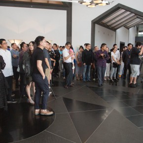 "16 View of the opening ceremony 290x290 - Xu Lei's Solo Exhibition ""Fugue"" opened at Suzhou Museum"