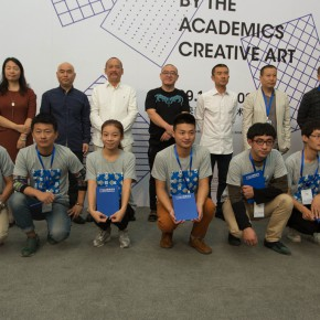 "17 Group photo of the winners and honored guests  290x290 - ""Original Creative Art 2015 by the Academics"" opened: Focusing on the Creative State of the Art Students"