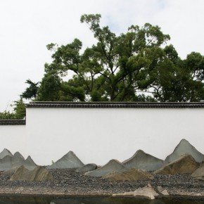"17 View of Suzhou Museum 290x290 - Xu Lei's Solo Exhibition ""Fugue"" opened at Suzhou Museum"
