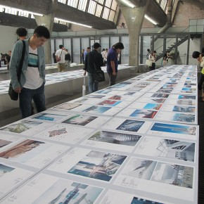 18 Exhibition view of Architecture China•1000  290x290 - Researching 16 Years of Chinese Architecture: Architecture China • 1000 on Display at the 798 Art Factory