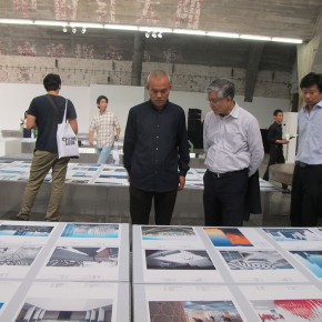 19 Exhibition view of Architecture China•1000  290x290 - Researching 16 Years of Chinese Architecture: Architecture China • 1000 on Display at the 798 Art Factory