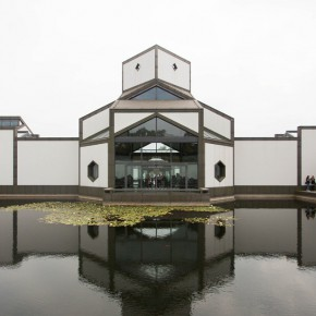 "19 View of Suzhou Museum 290x290 - Xu Lei's Solo Exhibition ""Fugue"" opened at Suzhou Museum"