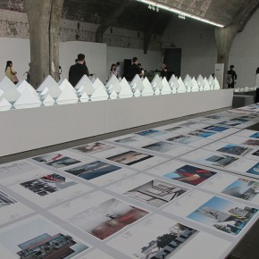 20 Exhibition view of Architecture China•1000  290x290 - Researching 16 Years of Chinese Architecture: Architecture China • 1000 on Display at the 798 Art Factory