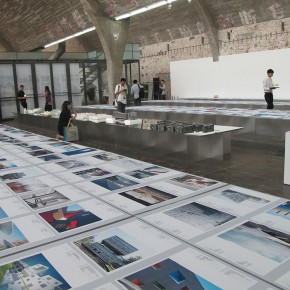 21 Exhibition view of Architecture China•1000  290x290 - Researching 16 Years of Chinese Architecture: Architecture China • 1000 on Display at the 798 Art Factory