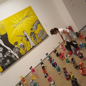 25 Exhibition View of IVY ART 2015 · Chinese Young Artists Annual Exhibition 290x290 - IVY ART 2015 · Chinese Young Artists Annual Exhibition on Display at Today Art Museum