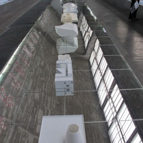 25 Exhibition view of Architecture China•1000