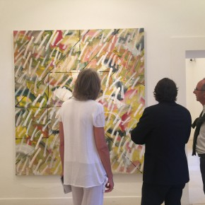 """28 The Opening of""""Painting the Present"""" 290x290 - The group show """"Painting the Present"""" dedicated to contemporary painting, opens September 5 at Certosa di San Giacomo"""