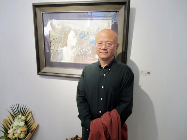 33 Artist Cao Li