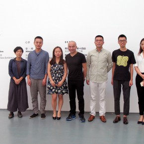 34 Group Photo of Artists and Honored Guests 290x290 - Focusing on Recent Creations by Young Artists: Four Exhibitions Unveiled at Hive Center for Contemporary Art