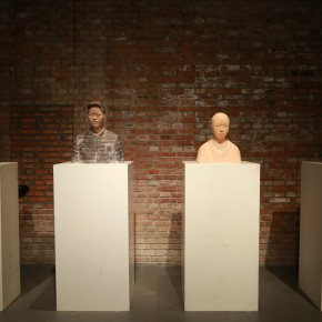 "35 Nomination Prize – An Zhikun Bust of Classmate Series 290x290 - 2015 ""Zeng Zhushao Sculpture Art Fellowship"" National Academies Excellent Sculpture Exhibition opened"