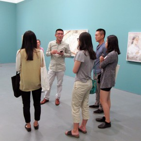 37 Artists guided the exhibitions 290x290 - Focusing on Recent Creations by Young Artists: Four Exhibitions Unveiled at Hive Center for Contemporary Art