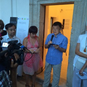 """Curator Fang Zhenning addressed 290x290 - The group show """"Painting the Present"""" dedicated to contemporary painting, opens September 5 at Certosa di San Giacomo"""