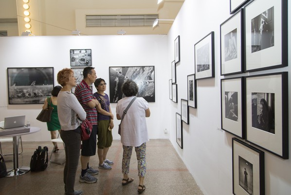 Exhibition View of Photo Shanghai 2015 02
