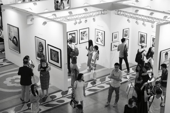 Exhibition View of Photo Shanghai 2015 04
