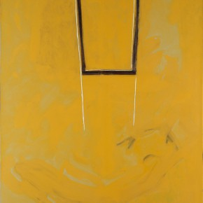 Robert Motherwell Great Wall of China 4 1971 Acrylic and charcoal on canvas 152.4 x 101.6 cm 290x290 - Pearl Lam Galleries presents the first solo exhibition in Asia of works by Robert Motherwell