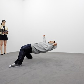 """Xu Zhen——In Just a Blink of an Eye 290x290 - 2015 edition of """"15 Rooms""""  features performative works  at Long Museum (West Bund)"""