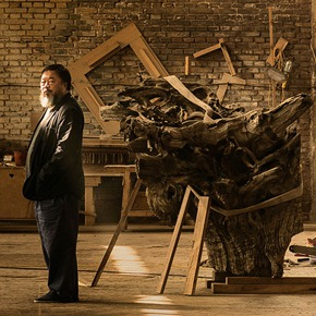 The Royal Academy of Arts launches a major institutional exhibition of Ai Weiwei's work in the UK