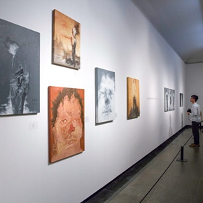 "Dialogue with Time and Space: Su Xinping's ""Landscapes with Ritualistic Practices"" Unveiled at Guangdong Museum of Art"