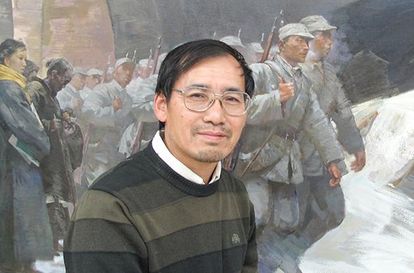01 Portrait of Ding Yilin