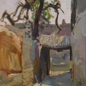 02 Ding Yilin The Pingyao Local Style Dwelling House 60 x 50 cm 2005 290x290 - Ding Yilin