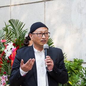 "04 Curator Feng Boyi 290x290 - KCCA announces its opening with the exhibition ""Three and One Thirds: Shang Yang × Liang Shaoji × Xu Bing"""