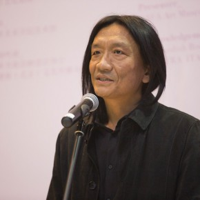 "04 Vice President of CAFA Su Xinping addressed the opening ceremony 290x290 - The Intelligence and Ingenuity in Browsing Space: ""Diamond Leaves–the Second Exhibition of Artists' Books"" unveiled at CAFAM"
