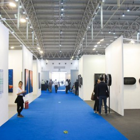 05 Exhibition view of 2015 Art Nova 100 290x290 - 2015 Art Nova 100 Opening Exhibition and its 5th Anniversary Celebration kicked off at National Agriculture Exhibition Center