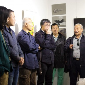 05 Once One is One Joint Exhibition of Young Artists from The First Studio of CAFA Printmaking School 290x290 - Once One is One: Joint Exhibition of Young Artists from The First Studio of CAFA Printmaking School