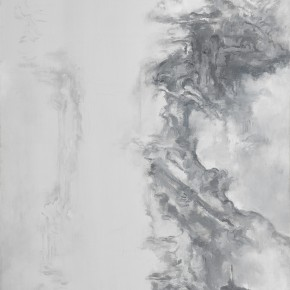 06 Su Xinping Eight Things No. 11 2014 Oil on canvas 300x200cm 290x290 - Landscapes with Ritualistic Practices: Su Xinping Solo Exhibition Opening October 18 at Guangdong Museum of Art