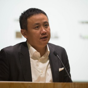 08 Pi Li Senior Curator of Hong Kong M Visual Culture Museum and Art Critic commented on the proposals 290x290 - CCAA announced that Yu Miao was awarded the 2015 Critic Award