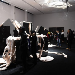 """09 Exhibition view of """"Nothing for the Time Being"""" 290x290 - What is """"Nothing for the Time Being""""?–Zhan Wang's Solo Exhibition is Unveiled at Shanghai Pujiang OCT"""