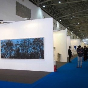 09 Exhibition view of 2015 Art Nova 100 290x290 - 2015 Art Nova 100 Opening Exhibition and its 5th Anniversary Celebration kicked off at National Agriculture Exhibition Center